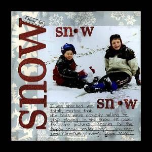 Snowsnowsnowti