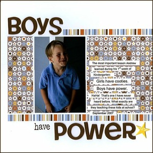 Boyspower